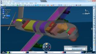 CATIA V6 | Systems Engineering | Systems Simulation
