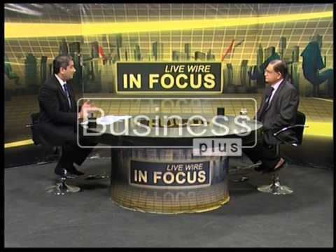 LIVE WIRE In Focus with Host Junaid Gul (27, January 2016)