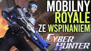 Mobilny BATTLEROYALE ZE WSPINACZKĄ - CYBER HUNTER