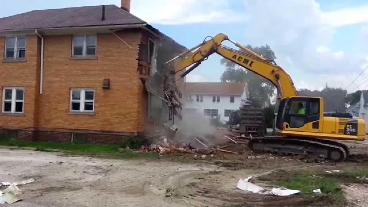Demolition Safety Basics Oshacademy