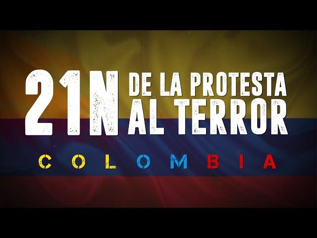 Colombia: el terror infundido en la revolución de las cacerolas - Testigo Directo HD
