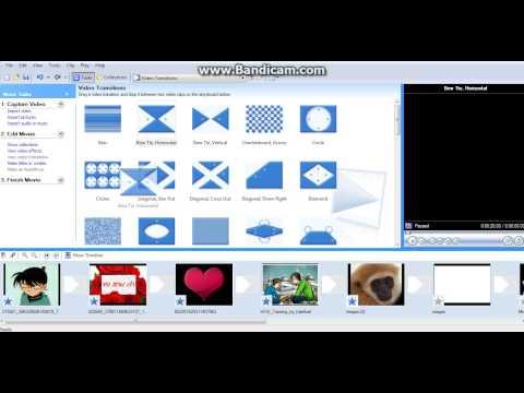 การใช้โปรแกรมWindows Movie Maker 2.6 แบบง่ายๆ