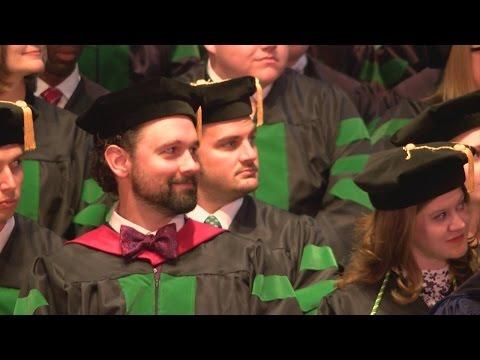 ETSU's Quillen College of Medicine holds commencement ceremony, graduates 62