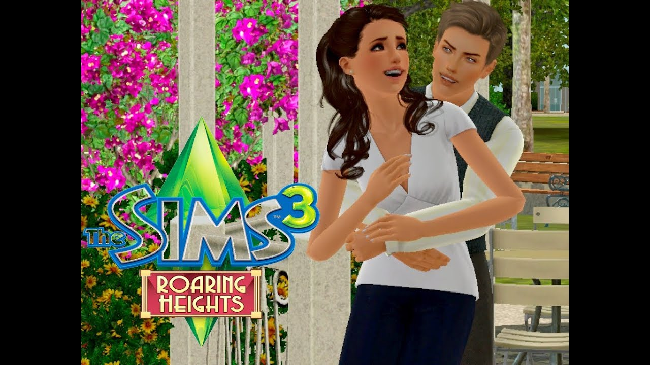 Quick look the sims 3 roaring heights youtube