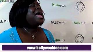 Retta/ Donna Meagle parks and rec at Paleyfest 2012