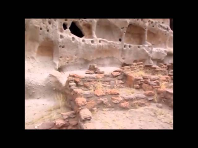 Bandelier National Monument complete tour