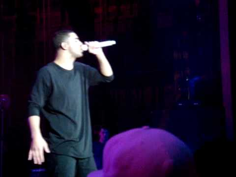 Drake performs his favorite song