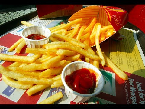 French fries might kill you