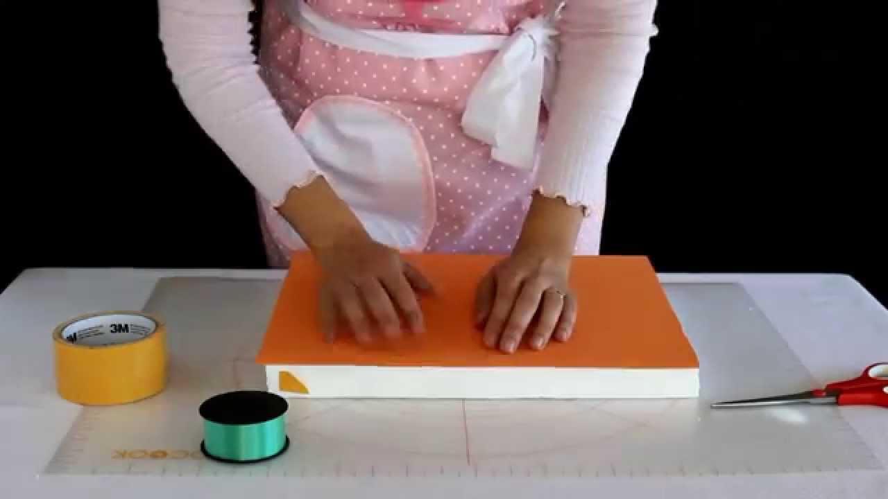 Como hacer Bandejas para Tartas - YouTube