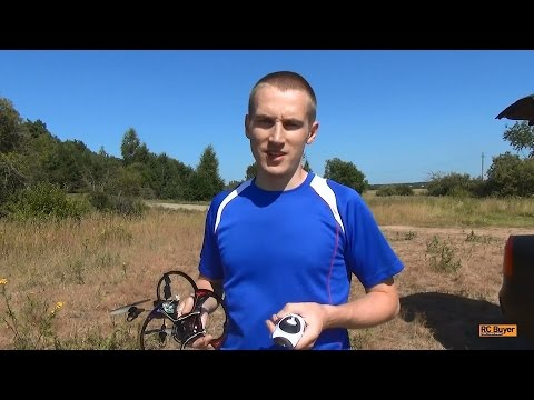 Syma X8G - Отличный квадрокоптер с HD камерой