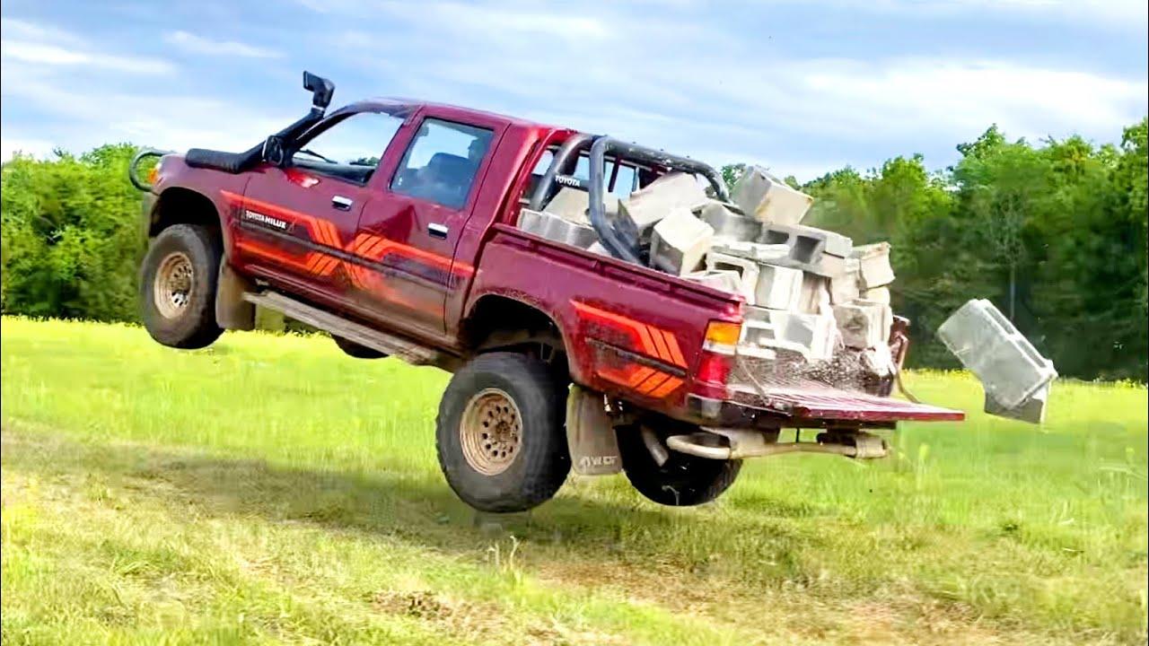Toyota Hilux Durability Test #1