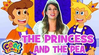 The Princess and The Pea | FINALE! | Part 4 | Story Time with Ms. Booksy | Cartoons for Kids