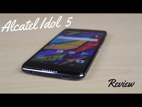 Alcatel idol 5 Review:Great Budget Alternative!