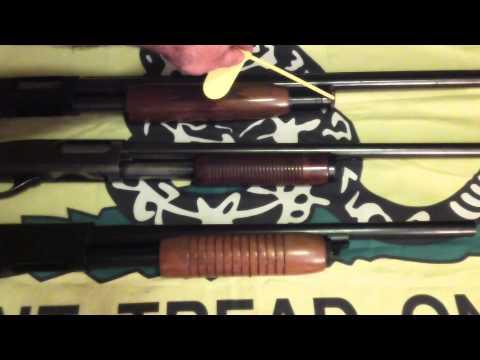 "Basic Firearms Tutorial #8: Slide-action (""pump"") shotguns"
