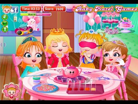 Baby Hazel Tea Party Kids Games