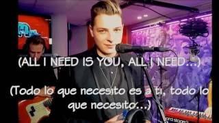 Скачать John Newman All I Need Is You Subtitulada Al Español Lyrics