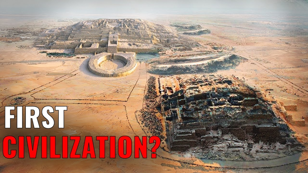 This 5,000 Year Old Mega City In The Middle Of The Desert Could Be The First Civilization Ever Found