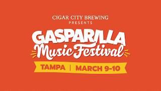 Gasparilla Music Festival 2019 - March 9-10 - Fire it Up!