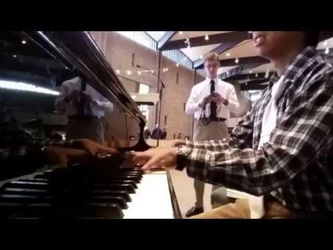"""""""On Eagle's Wings"""" - Samuel Weigel, then Improvisation by MerryMichaelmas"""