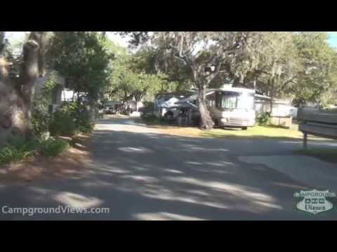 CampgroundViews.com - West Bay Oaks Mobile Home And RV Park Largo Florida FL