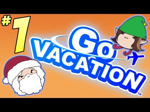 Go Vacation: Merry Bay - PART 1 - Game Grumps