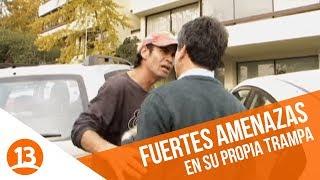 Tío Emilio es amenazado por falso discapacitado | En su propia trampa | Temporada 2012