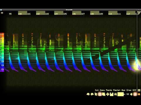 Spectral Techno #3 (new music genre?)