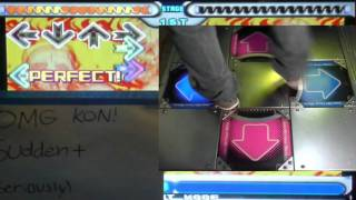 Kon - TRIBAL DANCE (Almighty Mix) (Maniac) AAA on DDR 5th Mix (Japan)
