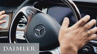 """Eine Pionierin geht ins Museum   Mercedes Benz S 500 """"Bertha Benz"""""""