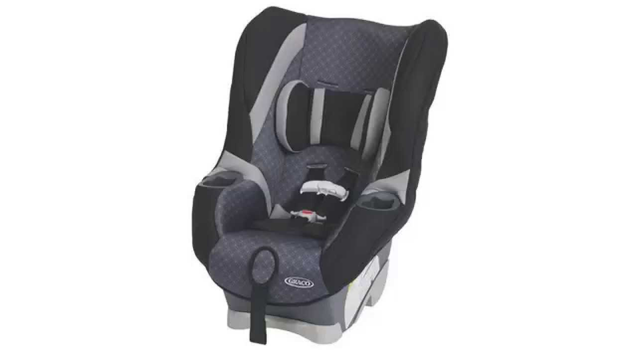 Top Graco My Ride 65 LX Convertible Car Seat