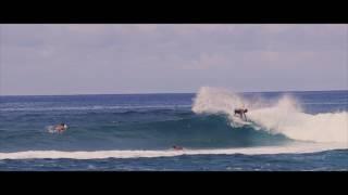 Surfing Acid Drops Kauai