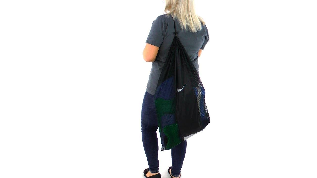 13309f0252 Nike Swim Mesh Equipment Bag