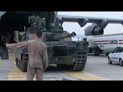 US Deploys M1A2 Abrams Tanks to Bulgaria to Counter Russian Aggression