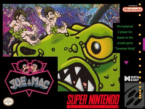 Which SNES Caveman Platformers Are Worth Playing Today? - SNESdrunk