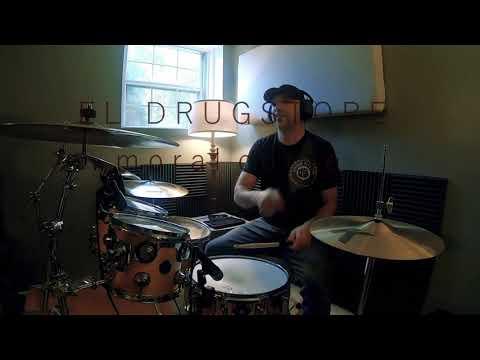 El Drugstore - Moral Curve - Drum Playthrough