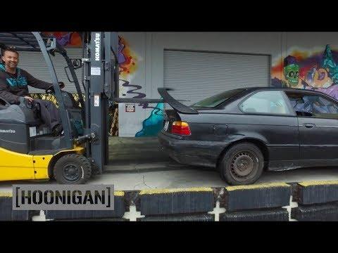 [HOONIGAN] Daily Transmission 008: We buy a $350 BMW for Yard Antics