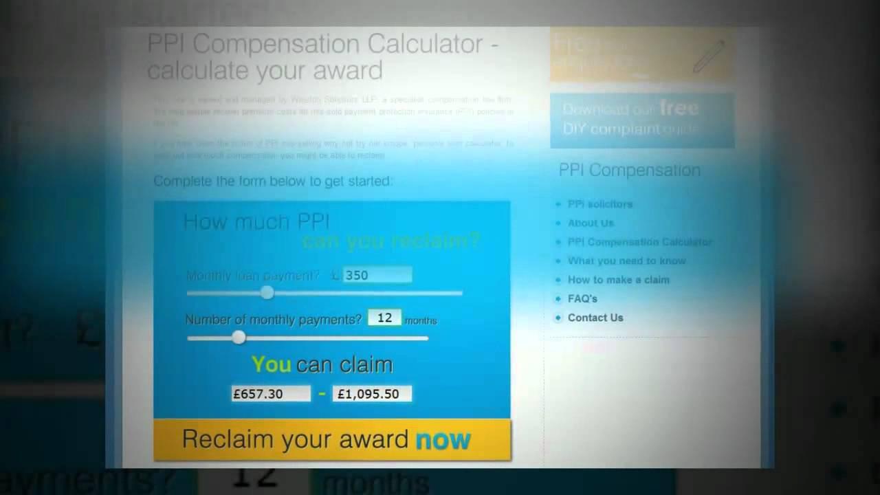 Buildstore ppi claim start a free ppi check for mis-sold ppi.