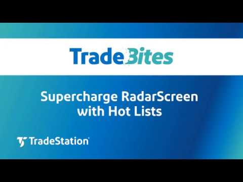 Supercharge RadarScreen with Hot Lists