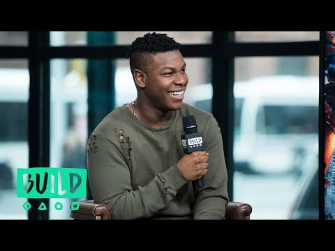 "John Boyega Drops By To Discuss ""Pacific Rim Uprising"""
