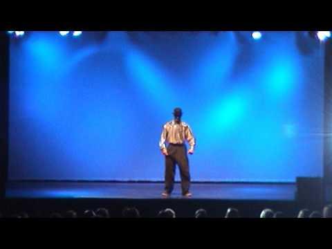 Salah Dance - Popping & Comedy (Part 2 of 3) / URBAN DANCE SHOWCASE