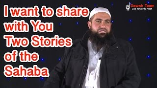 Two Stories of the Prophet Muhammad ﷺ Companions ᴴᴰ ┇Mohammad Hoblos┇ Dawah Team