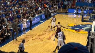 Wiggins Alley Oop vs. Iona