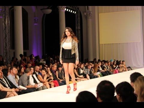 I was in a runway show!! Hauler Deals presents: Local Socialite