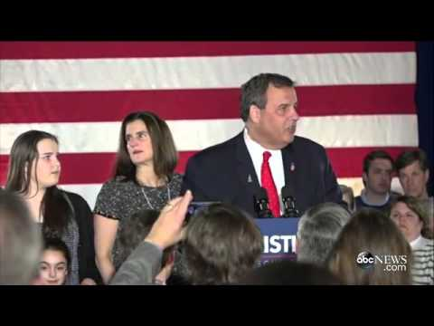 Chris Christie| FULL SPEECH after New Hampshire Primary Loss
