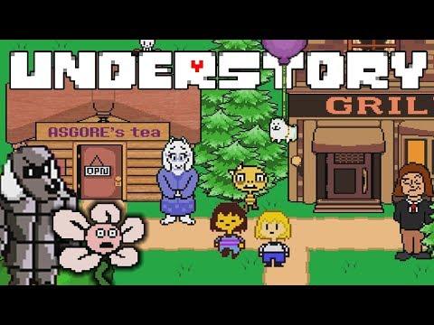 THE GREATEST UNDERTALE SEQUEL IS HERE!! | Understory | An Undertale 2 Fan Game