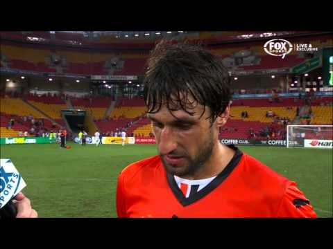 Thomas Broich Post Match Interview