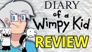 The DIARY of a Wimpy Kid Trilogy REVIEW