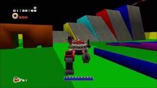 eggman test stage glitch sonic adventures 2 xbox 360
