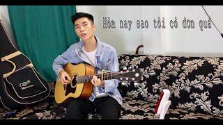 HÔM NAY TÔI CÔ ĐƠN QUÁ | Tóc Tiên ft. Rhymastic | gutiar cover by Hồng Tài