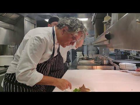 Londra, in cucina con Giorgio Locatelli:
